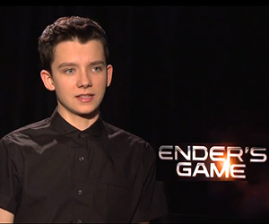 Ender's Game: Cast Interviews