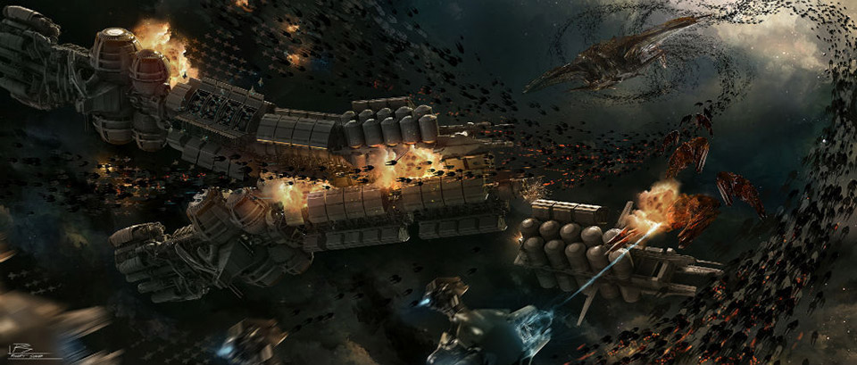 Ender's Game: Amazing Concept Art