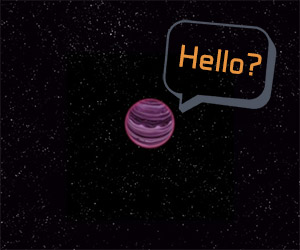 Lonely, Free-Floating Planet Found