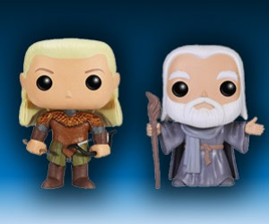 The Hobbit: Desolation of Smaug Funko Pop Vinyls