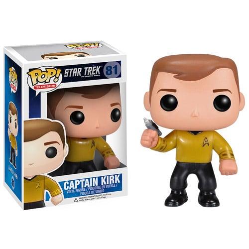 Funko Pop Star Trek Tos Figures Mightymega