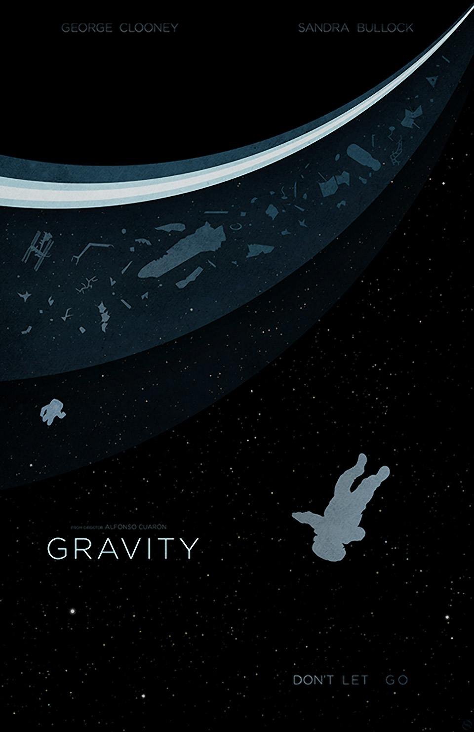 Alternative Movie Posters for Gravity