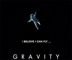 Gravity Trailer is Much Better with Music