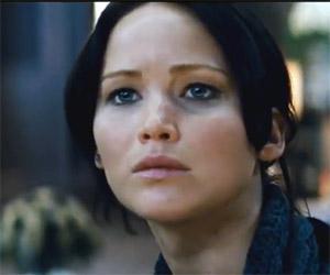 The Hunger Games: Catching Fire, Katniss Everdeen Spot