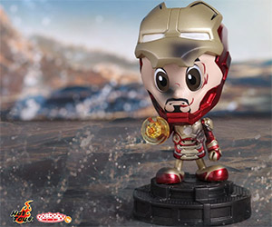 Hot Toys Iron Man 3: Cosbaby (S) Series 2
