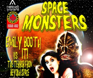 Space Monsters Magazine Launched