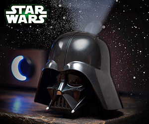 Star Wars Darth Vader Home Planetarium
