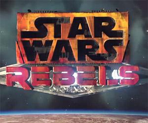 Star Wars: Rebels Teaser Trailer