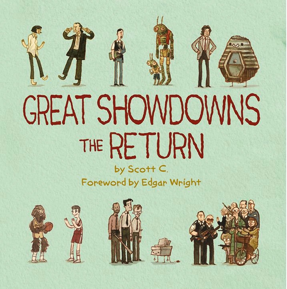 Great Showdowns: The Return, Now Available