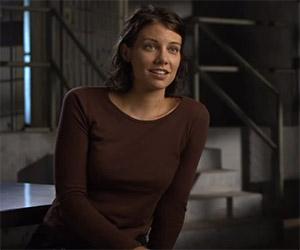 The Walking Dead: Lauren Cohen