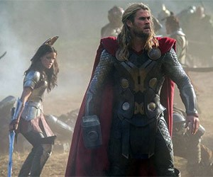 Thor: The Dark World Featurette and New Spots