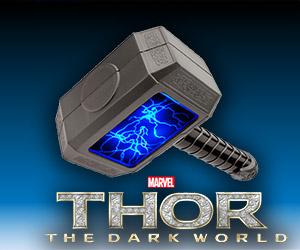 Thor's Lightning Strike Hammer
