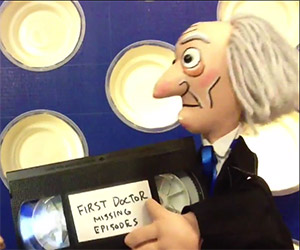 Timey Wimey Puppet Show: The Missing Episodes