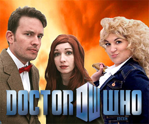 Doctor Who: The 50 Year History Music Video