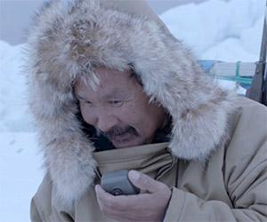 Aningaaq: A Gravity Companion Short Film