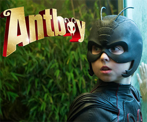 Antboy: English Language Trailer