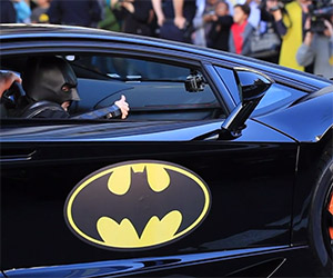 Batkid Saves Gotham City aka San Francisco