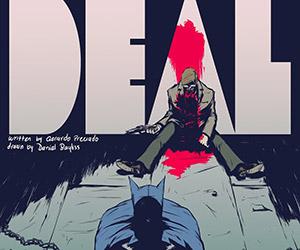 Batman: The Deal, an Incredible Fan-Made Comic