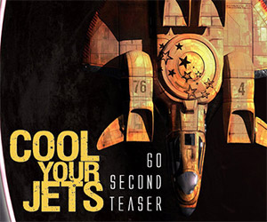 Cool Your Jets! A Sci-Fi Short Film