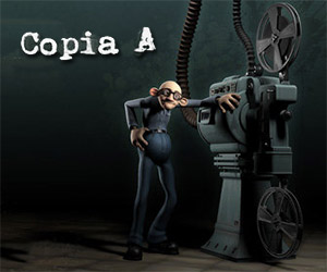 Copia A: An Animated Adventure in Cinema