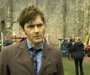 The Day of the Doctor: BBC Breakfast Trailer