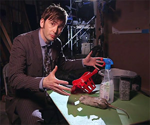 David Tennant Introduces The Day of the Doctor