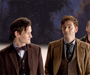 Doctor Who: The Doctor's Destination Revealed