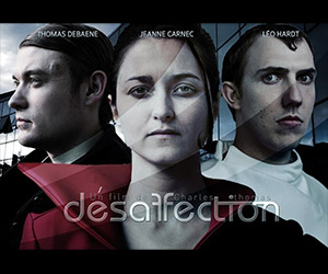 Désaffection: Trailer for the French Sci-Fi Film