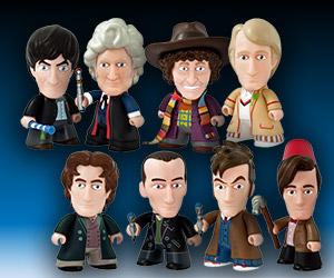 50th Anniversary Doctor Who Artist Proofs