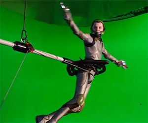 Ender's Game: Creating the Zero-G Battle Rooms