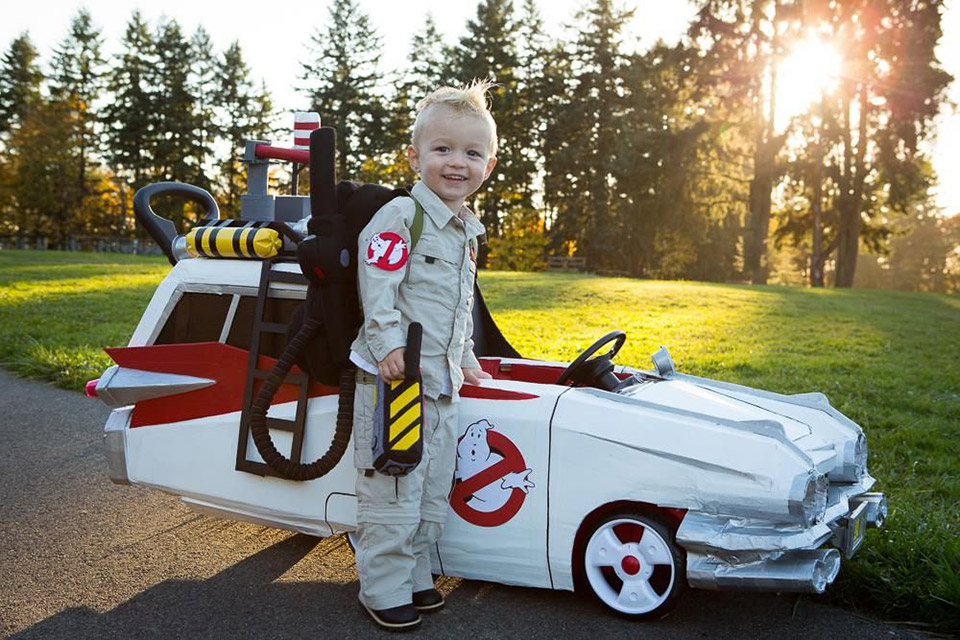 Ghostbusters Ecto-1 Might Cause Mass Hysteria