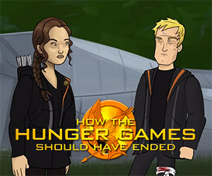 The Hunger Games: How It Should Have Ended
