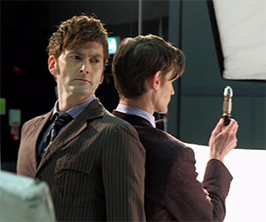 Introducing The Day of the Doctor