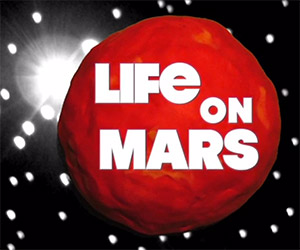 Life on Mars: An Amusing, Claymation Short Film