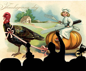 Mystery Science Theater 3000 Thanksgiving Marathon