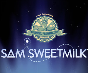Sam Sweetmilk: An Animated Sci-Fi Comedy