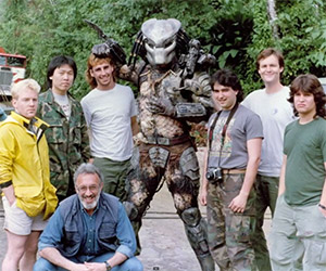 The Team Behind the Predator Costume Speaks