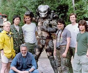 The Team Behind the Predator Costume Speaks