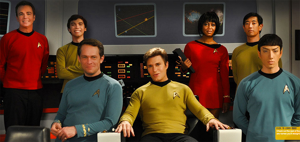 Fan Made Series: Star Trek Continues Moving Ahead