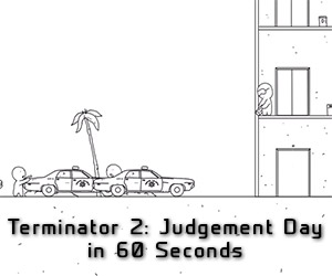 Terminator 2: Judgment Day in 60 Seconds