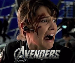 The Avengers Trailer: All Blooper Edition