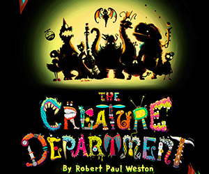 The Creature Department: An Amazing Children's Book