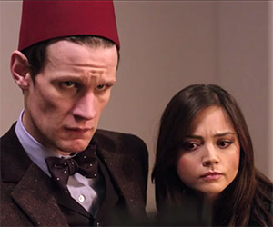 The Day of the Doctor: Into the Paintings Trailer