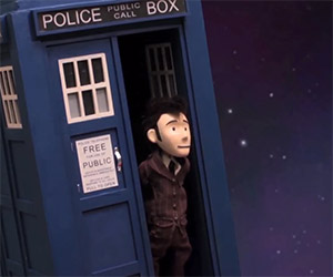 The Doctor Puppet Dances: A Tribute to Doctor Who