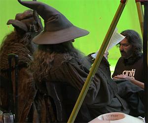 The Hobbit Trilogy: Behind the Scenes