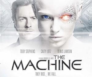 The Machine: First Teaser Trailer