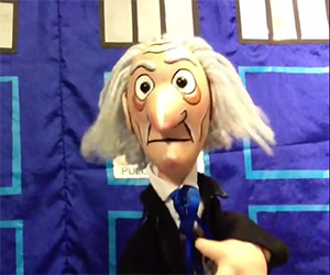 Timey Wimey Puppet Show: Day of the Doctor(s)