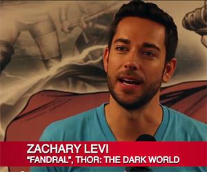 Thor: The Dark World, Fandral Speaks