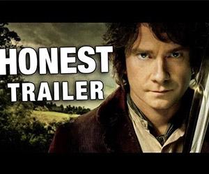 The Hobbit: An Unexpected Journey, An Honest Trailer