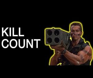 Arnold Schwarzenegger: Film and TV Kill Count